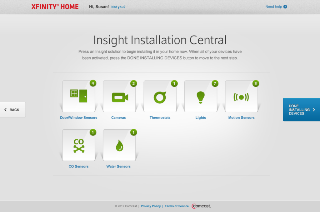 XfinityHome_installation_central